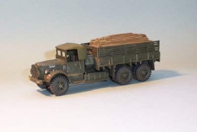 bw249.  mack nr 14, 10 ton cargo(twin rear wheels) without load  -  18.50